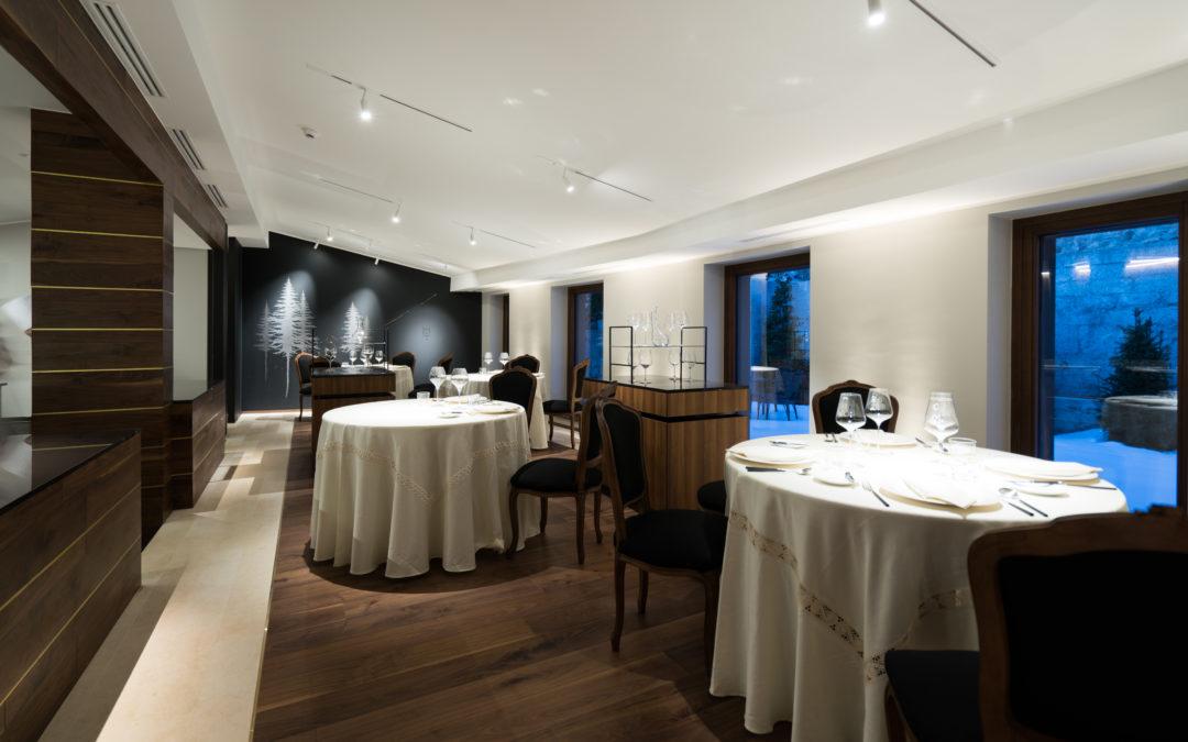 Hyle Ristorante, Antonio Biafora porta in Calabria l'alta cucina di montagna